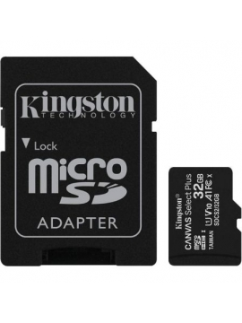 Micro SDHC 32Gb Kingston 100mb/s