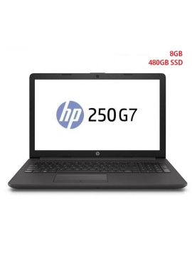 Portatil HP 250 G7 6EB61EA INTEL N4000 8GB 480GB SSD