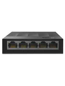 Switch 5-Port TP-Link Fast Ethernet TL-SG1005G Gygabit