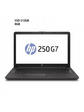 Portatil HP 250 G7 6EB61EA INTEL N4000 8GB 512GB SSD