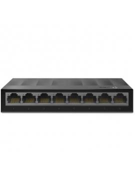Switch 8-Port TP-Link Fast Ethernet LS1008G Gygabit