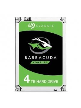 "Disco Duro 3.5"" Seagate Barracuda 4TB 256MB Cache"