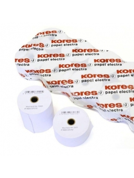 TPV Pack 10 Rollos papel Electra Kores 75X65X12mm  66621500