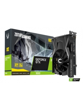 Zotac GeForce GTX 1650 4GB DDR5