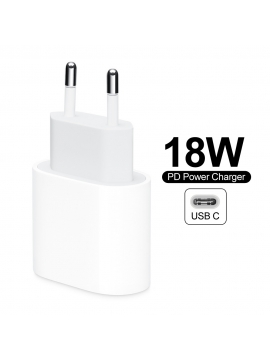 Cargador Original Iphone 18W PD 3.0 USB-C