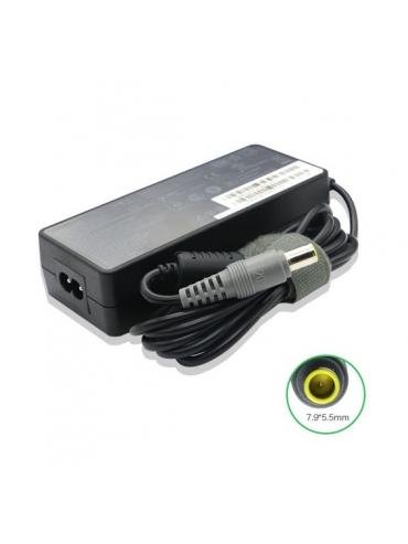 Cargador Portatil Compatible Lenovo 20V 4,5A 7,9mm x 5,5mm