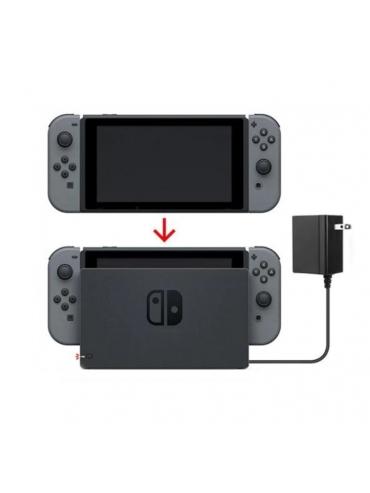Cargador Nintendo Switch Copatible USB-C 15V