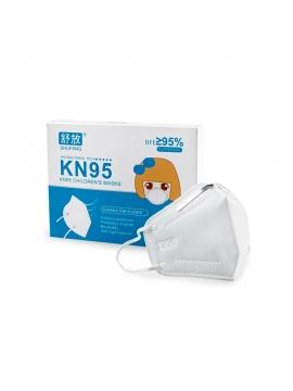 Mascarilla para Niños KN95 FFP2