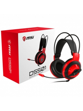 Auriculares MSI Gaming DS501