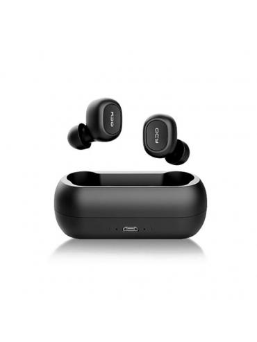 Auriculares Bluetooth V5 T2C Tws Color Negro