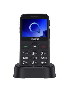 Telefono Movil Alcatel 2019G Metallic Silver