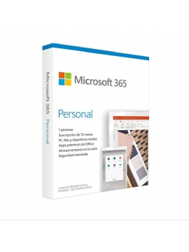 Microsoft Microsoft 365 Personal 1 Año