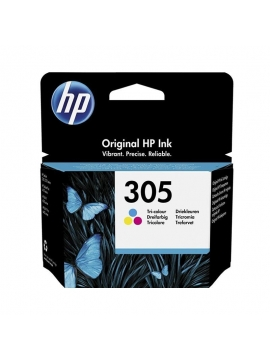 Tinta Original HP 305 Color