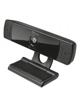Cámara Webcam 1080p 8Mpix Incorporado Micrófono Trus Vero