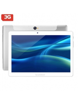 Tablet Sunstech TAB1081 32Gb 10,1'' 3G Blanca