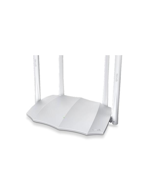 Router Wifi Tenda AC5 802.11AC 5/2.4GHZ Blanco
