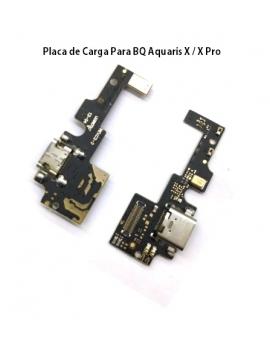 Placa Conector de carga Para BQ Aquaris X / X Pro