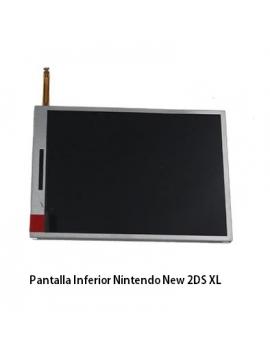 Pantalla Lcd Inferior Original Nintendo New 2ds Xl
