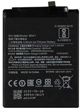 Bateria Xiaomi BN47 Mi a2 Lite