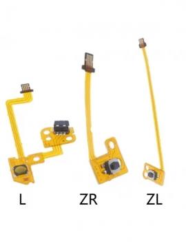 Repuesto Pack Flex Boton L ZR ZL Joy-Con Nintendo Switch