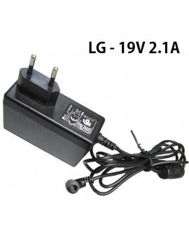 Fuente Alimentacion LG Original 19V 2,1A LCAP16B-E