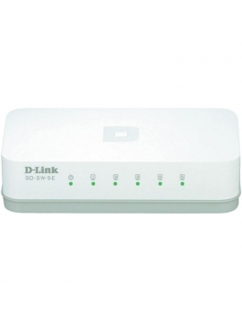 Switch Dlink GO-SW-5E 5 Puertos