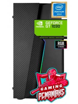 Ordenador Gaming Intel Gold G5420 8GB SSD 480GB GT1030