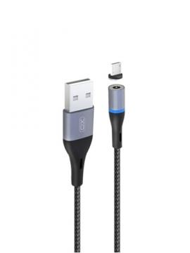 Cable Nb125 Magnetico Micro Usb Aluminio 1M 2A