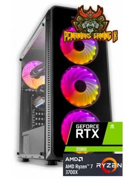 Ordenador Gaming X AMD Ryzen 7 3700X 16GB 1TB SSD nVME RTX2060
