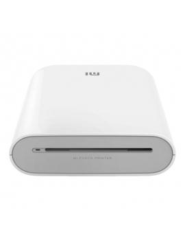 Impresora Portátil Fotográfica XIAOMI MI Portable Photo Printer Bluetooth/ Blanca