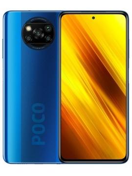 Xiaomi Poco X3 NFC 6/128GB Azul Cobalto Libre