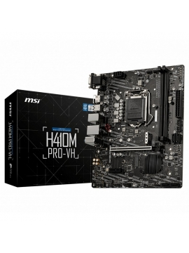 Placa Base MSI Intel H410M PRO-VH