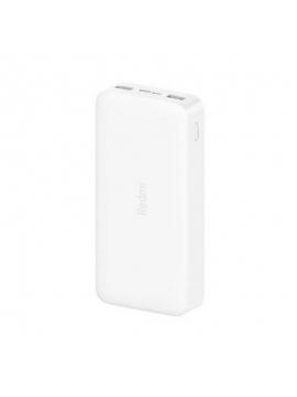 Xiaomi Mi Power Bank 20000mAh 18W Fast Carge Blanca