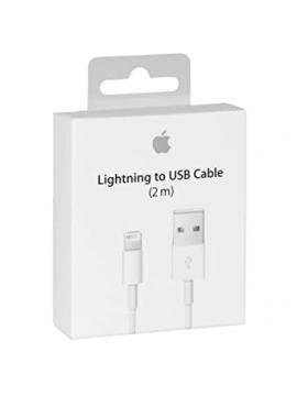 Cable Usb Iphone Ipad Lightning Original 2 Metros MD819ZM/A