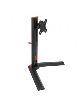 Soporte Gaming para Monitor TooQ DB1401TN-B/ hasta 8 kg
