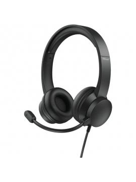 Trust Auriculares Con Microfono Mauro Usb HS-200 On-Ear 24186