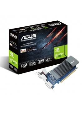 Tarjeta Gráfica Asus GeForce GT 710/ 1GB GDDR5