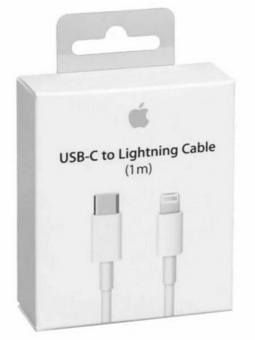 Cable Usb-C Iphone Ipad Lightning Original MQGJ2ZE/A