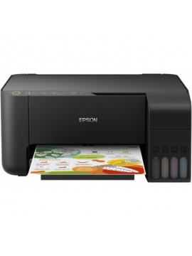 Impresora Multifuncion Epson Ecotank L3150 WiFi/ Negra