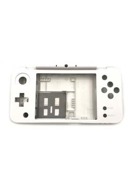 Repuesto Nintendo New 2DS XL carcasa inferior Blanca
