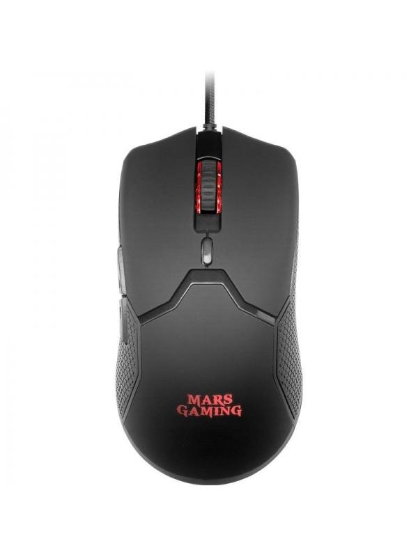 Raton Mars Gaming MMV/ Hasta 10000 DPI