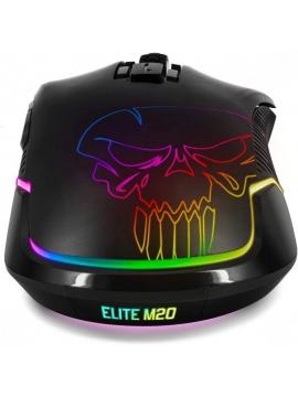 Ratón Gaming Inalámbrico Spirit of Gamer Elite M20/ Hasta 4800 DPI