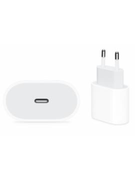 Cargador de Pared compatible Apple CD405 Tipo-C/ 20W