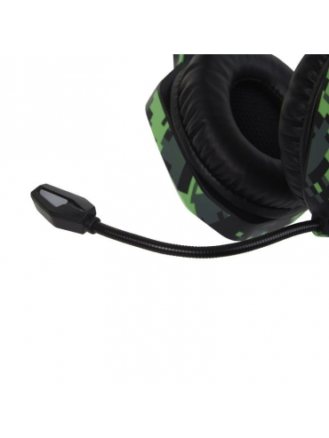 Auriculares Gaming con Micrófono SureFire Skirmish/ Jack 3.5/ Verdes
