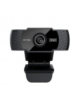 Webcam 3GO View  1280 x 720 HD