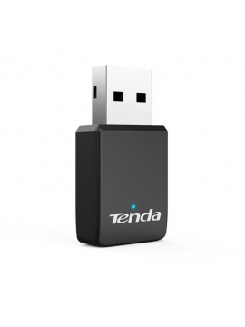 Adaptador USB - WiFi Tenda U9/ 600Mbps