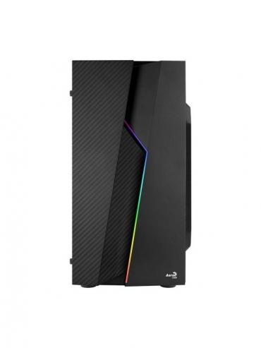 Ordenador Gaming Intel I5-9400F 16GB 256GB NVMe SSD + 1TB GTX1650 4GB RGB Negro