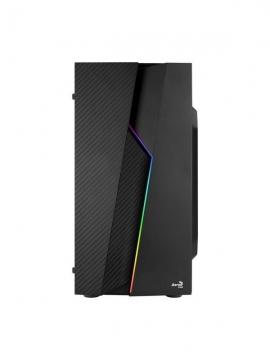 Ordenador Gaming Intel I5-9400F 16GB 256GB NVMe SSD + 1TB RTX3060 12GB RGB Negro