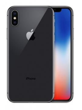 iPhone X de 64 GB Reacondicionado - Gris espacial (Libre)
