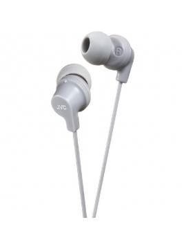Auriculares Intrauditivos JVC HA-FX10 Grises